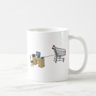 OnLineShopping070709 Mug