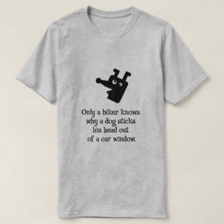 Only a biker knows T-Shirt