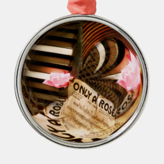 Only A Rose Christmas Tree Ornaments