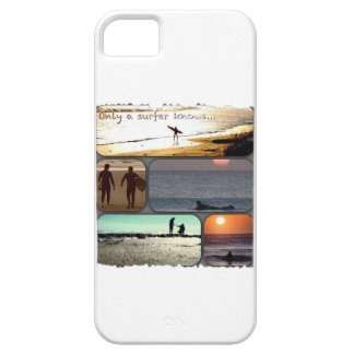 Only a surfer knows iPhone 5 cover