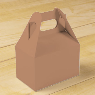 Only beige tan cool solid color background favour boxes