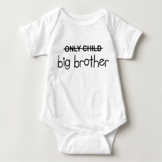 Only Big Brother Baby Bodysuit