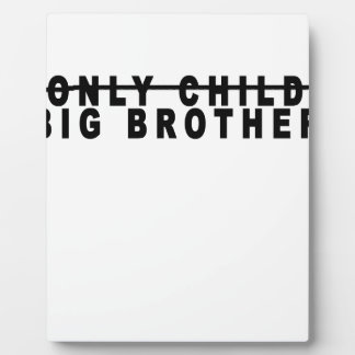 Only Big Brother Tee Shirt.png Plaques