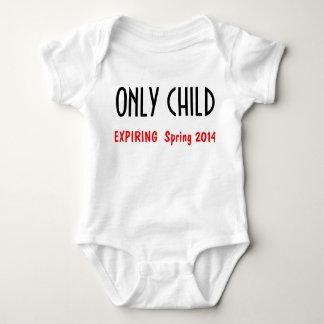 Only Child 1 Baby Bodysuit