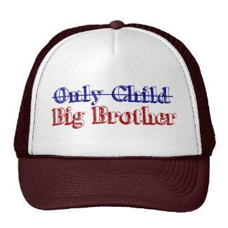 Only Child Big Brother Trucker Hat