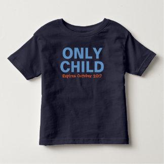 Only Child Big Brother | Custom Tee Shirt Design