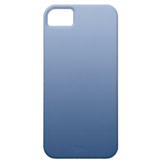 ONLY COLOR gradients - blue iPhone 5 Cover