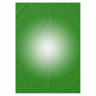 ONLY COLOR gradients green + your ideas Tablecloth
