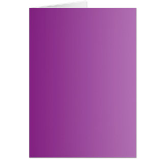 ONLY COLOR gradients - magenta Greeting Card