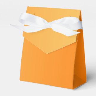 ONLY COLOR gradients - orange Favour Box