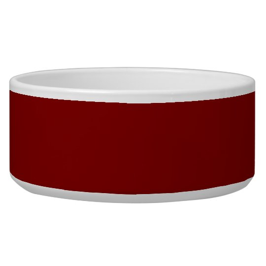 Only cool red wine maroon solid colour OSCB04