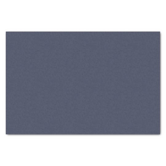 Only dark blue grey gorgeous solid colour OSCB45 Tissue Paper
