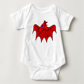 Only Dragons can Cwtch Baby Bodysuit