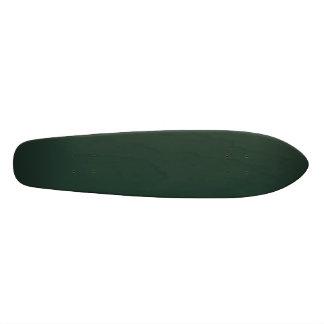 Only green forest vintage solid color OSCB29 20 Cm Skateboard Deck