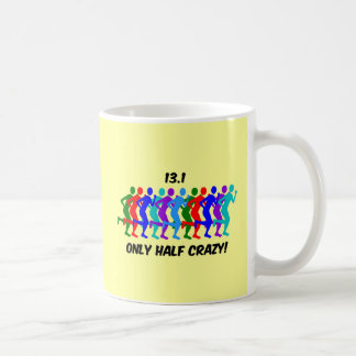 only half crazy coffee mugs