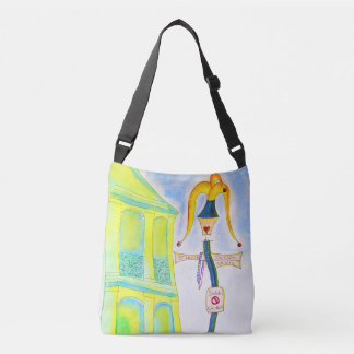 Only in New Orleans Crossbody Bag
