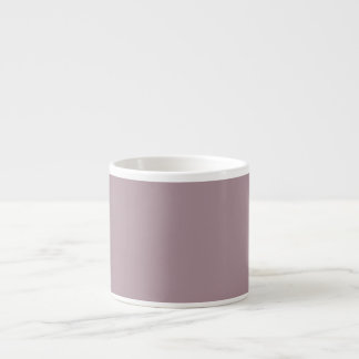 Only Lavender dusty solid color Espresso Cups