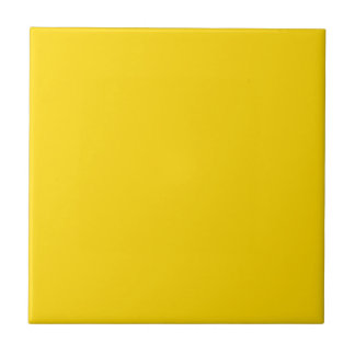 Only lemon yellow pretty solid color background small square tile