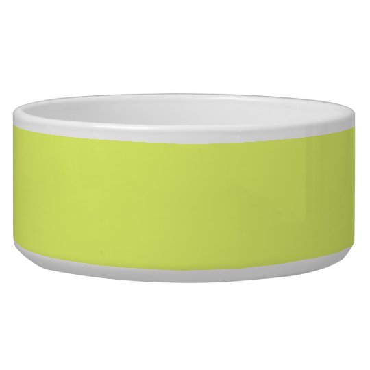Only Lime yellow solid colour