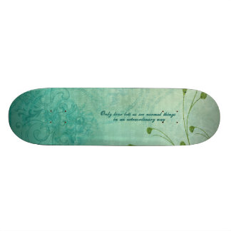 Only Love let s us see things Skateboard Deck