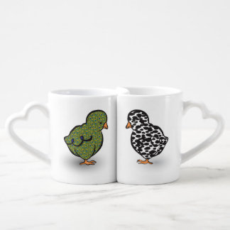 Only Love Matters, No Differences! A Mood Booster Coffee Mug Set