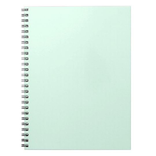 Only mint green pretty pastel solid colour OSCB12