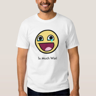 Only Much Win! Tshirt