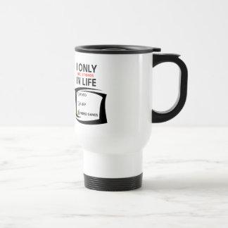 Only Need-Travel/Commuter Mug