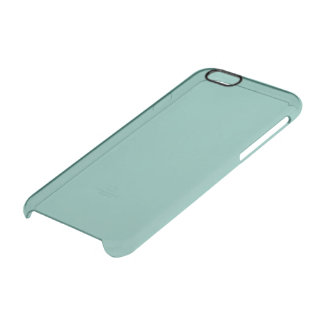 Only pale jade lucite pastel cool solid color OSCB iPhone 6 Plus Case