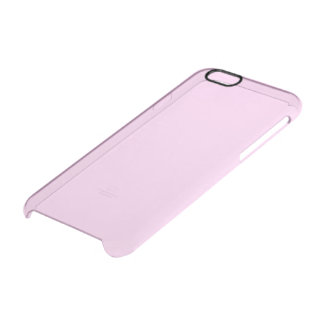 Only pale pink pretty pastel solid color OSCB14 iPhone 6 Plus Case