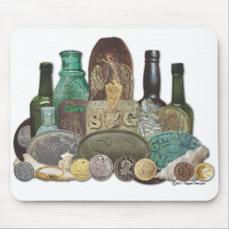 Only Relics Mousepad