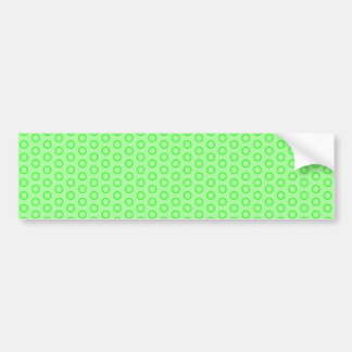 only scores small scores scores much dots circles bumper sticker