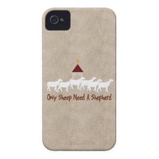 Only Sheep Need Shepherd iPhone 4 Covers