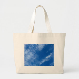 Only sky jumbo tote bag