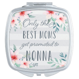 Only the Best Moms Get Promoted to Nonna Mirror For Makeup