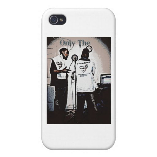 Only The Strong Survive Case For iPhone 4