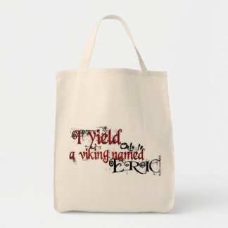 Only to a viking grocery tote bag