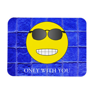 Only with you magnet