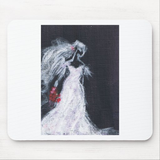 Only You Wedding art by Mousepad