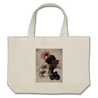 Onna-Bugeisha Ishi-jo Bag