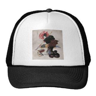 Onna-Bugeisha Ishi-jo Trucker Hats