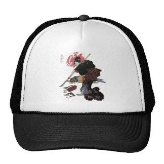 Onna-Bugeisha Ishi-jo Hat