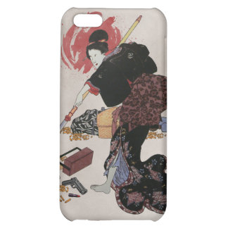 Onna-Bugeisha Ishi-jo Case For iPhone 5C