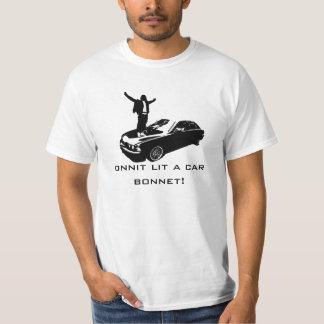Onnit lit a car bonnet T-Shirt