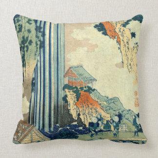 Ono Falls 1833 Throw Pillow