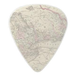 Ontario 2 acetal guitar pick