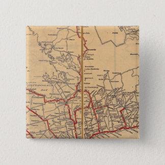Ontario 3 15 cm square badge