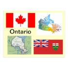 Ontario Canada Postcard