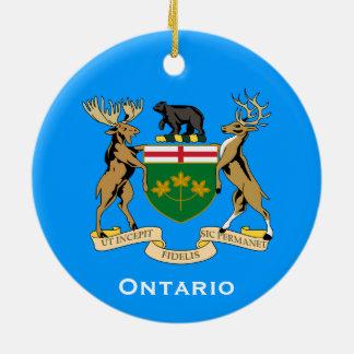 Ontario* Christmas Ornament
