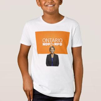 Ontario NDP Boys' T Shirt